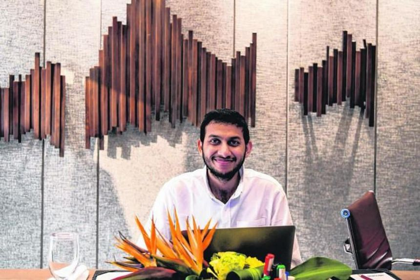 Ritesh Agarwal founded Oyo Hotels & Homes after traveling around India on a budget.