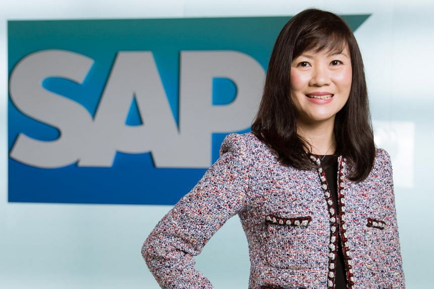 Ms Eileen Chua will be responsible for all activities spanning sales and operations at SAP in Singapore.