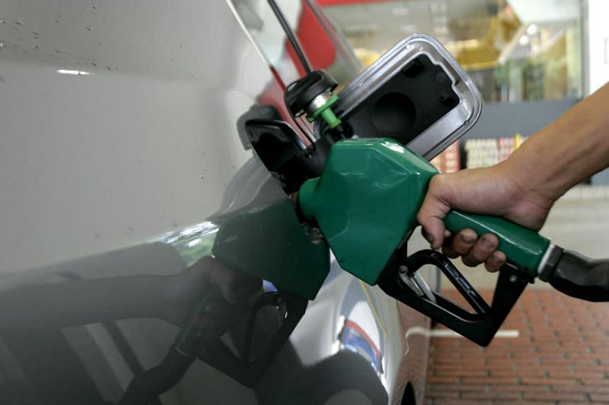 The incident took place at a petrol station in Jervois Road on April 12, 2020.