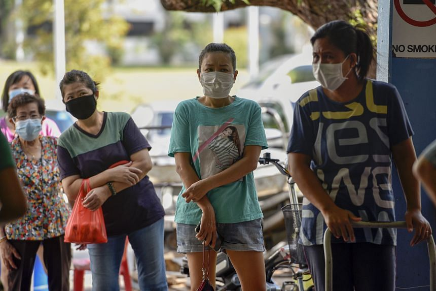 National Centre for Infectious Diseases executive director Leo Yee Sin called on people to protect themselves, those around them and the community by being socially responsible.