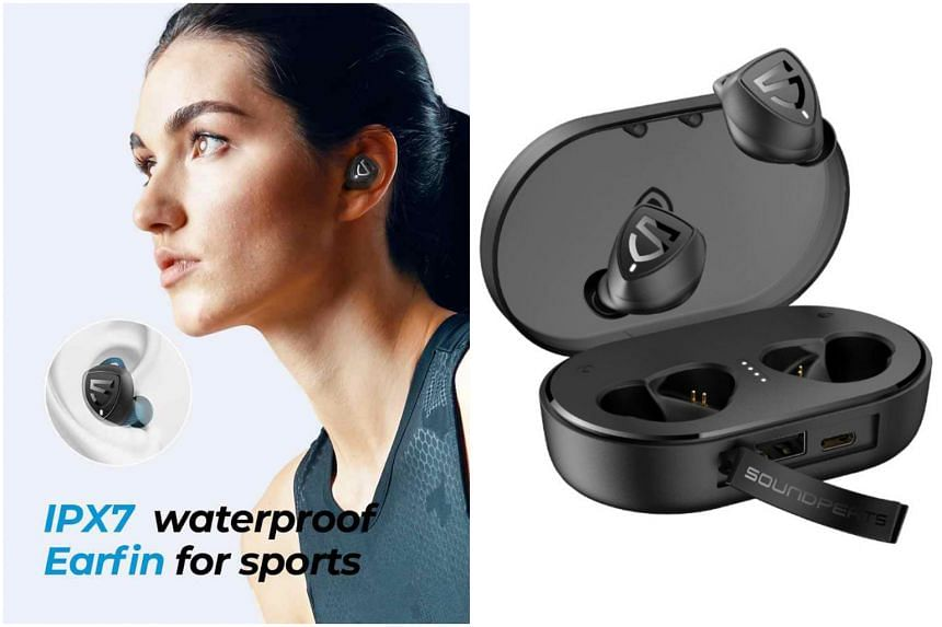 SoundPEATS Trueshift 2 TWS Bluetooth 5.0 True Wireless Stereo Earbuds