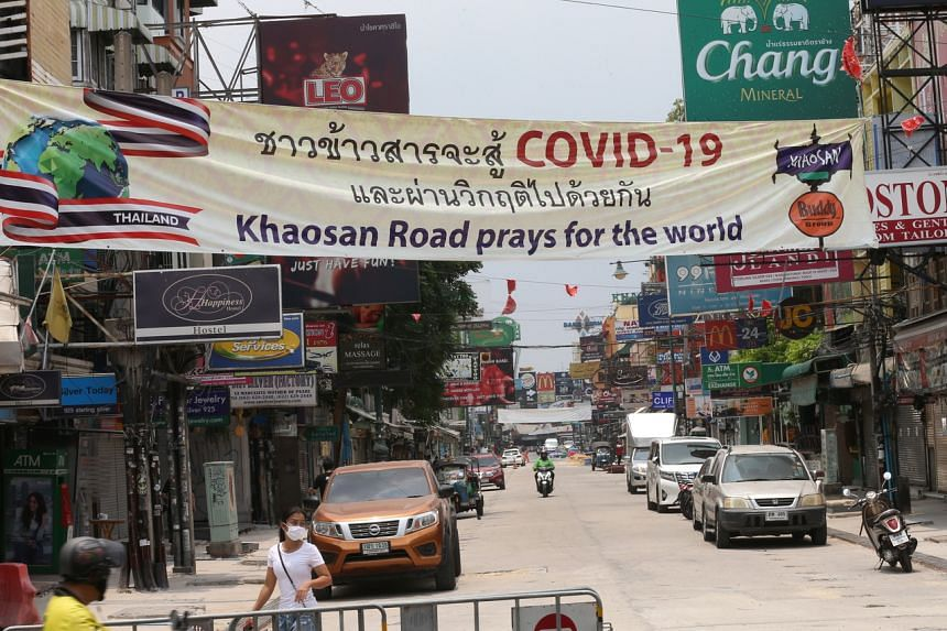 Thailand has reported a total of 2,613 coronavirus cases and 41 fatalities.