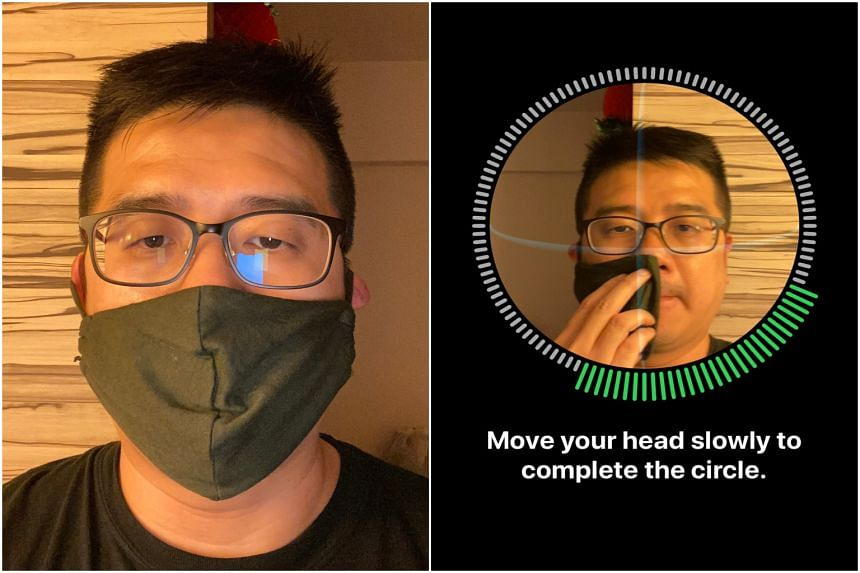 Researchers at Tencent Xuanwu Lab have discovered how to train Face ID to recognise users wearing masks.