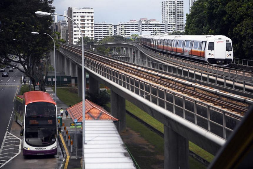 From April 15, buses will run at longer intervals, while train service will be similarly adjusted from April 17.