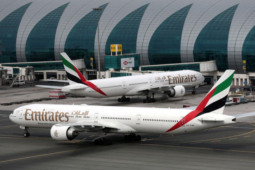 The Gulf carrier said it was the first to conduct the rapid blood tests.
