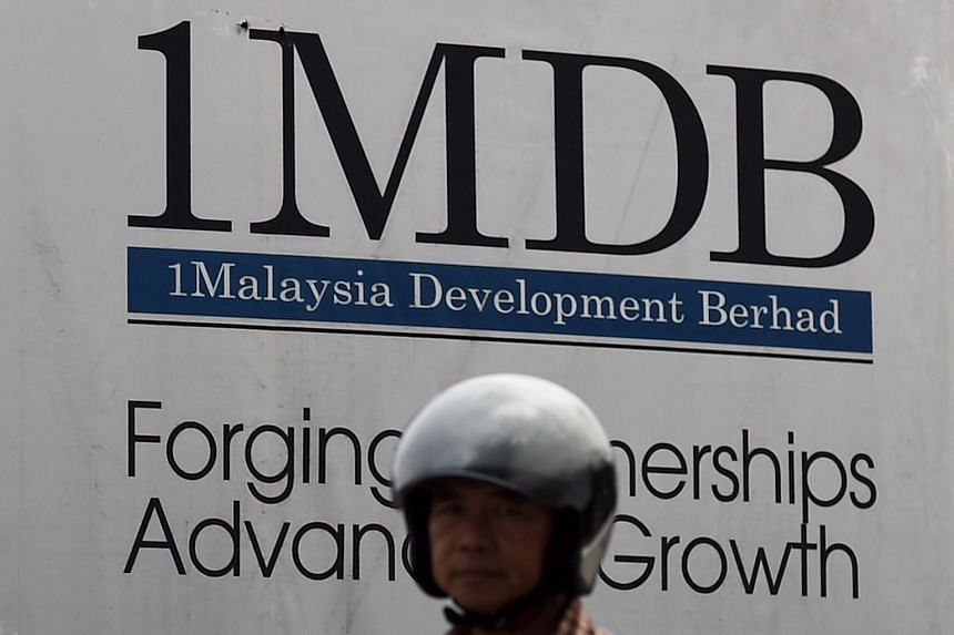 The government of former Malaysian Prime Minister Najib Razak set up the 1MDB fund in 2009.