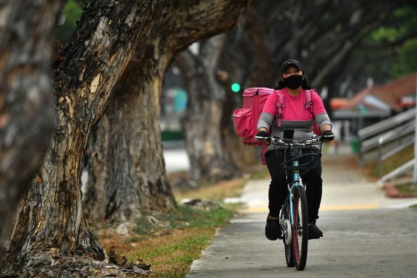 The stiffer measures come amid a surge in the demand for food delivery services.