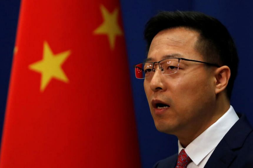 Foreign ministry spokesman Zhao Lijian said that the US decision would weaken the WHO's capabilities and undermine international cooperation.