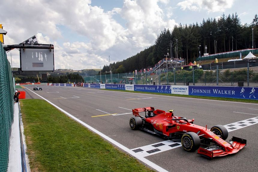 Austrian government not opposed to Grand Prix without fans