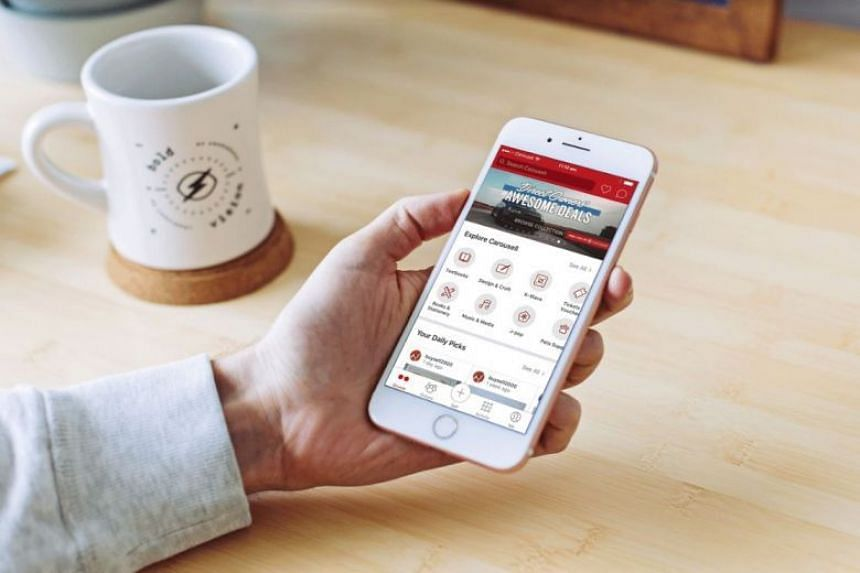 Interested non-profit organisations can apply online, Carousell said.