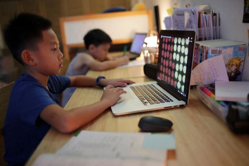 The Education Ministry has said that home-based learning is not an ideal substitute for classroom learning.