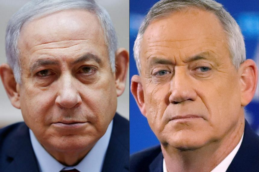Israeli Prime Minister Benjamin Netanyahu and rival Benny Gantz failed to reach a unity deal.
