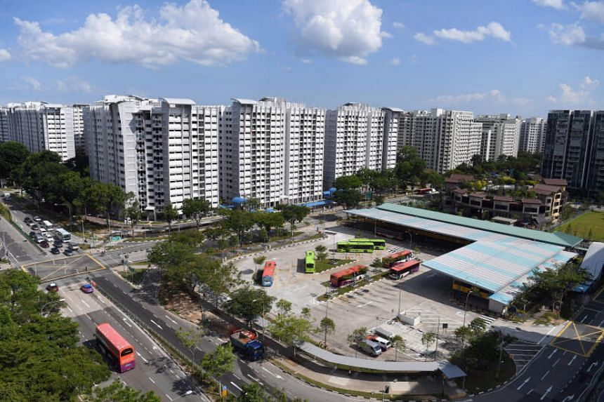 Mr Foo Ching Guan allegedly left his residence to meet a friend at Sengkang Central.