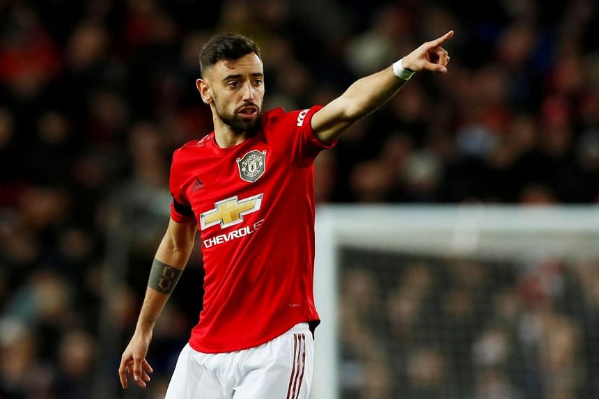 Bruno Fernandes Wants Manchester United to sign Players 'Hungry for Titles'