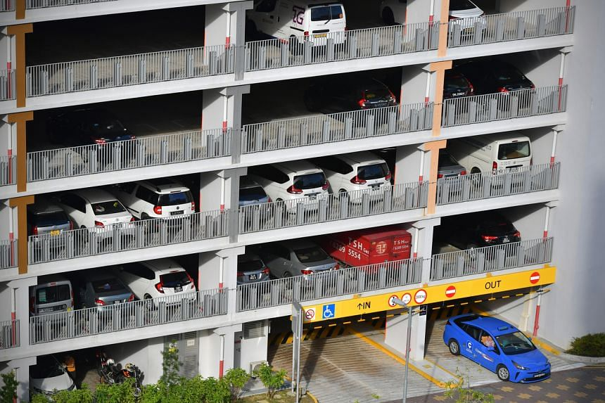 Drivers who take longer than 20 minutes will have to pay the parking fees when they exit the carpark.