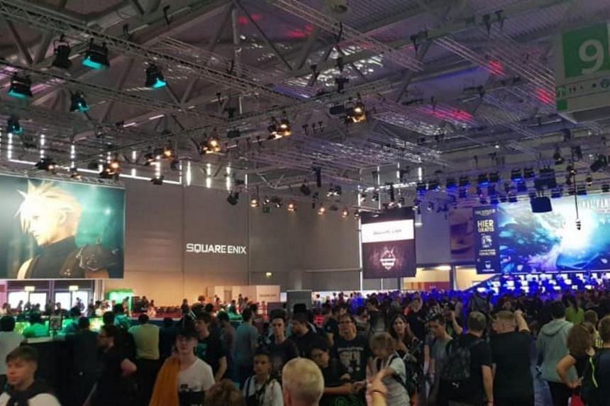 Gamescom is a highlight in the gaming world.