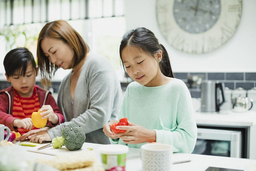 If parents have to work at home, it helps to schedule in time to fully engage with the child.