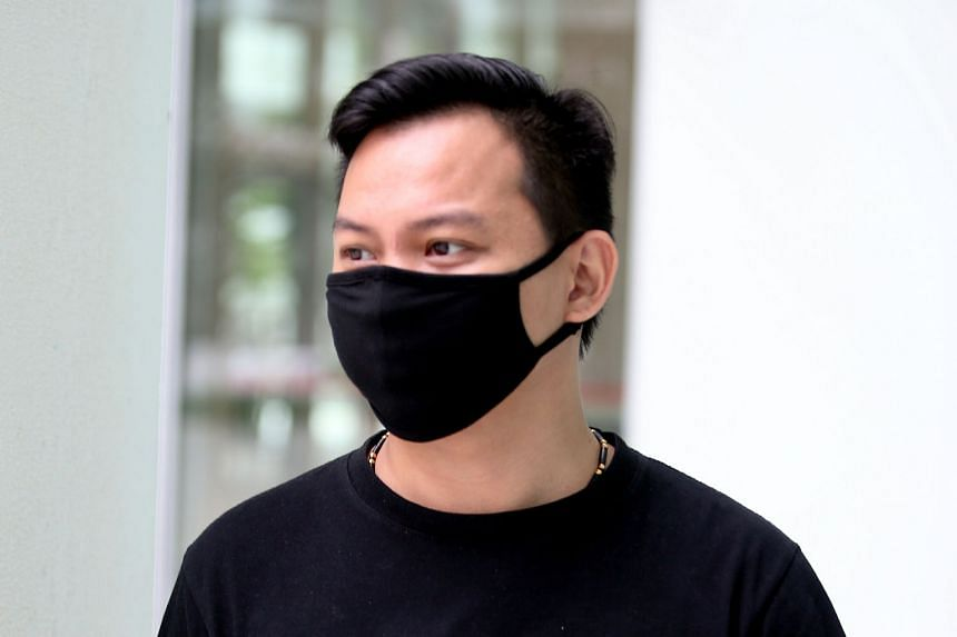 Singaporean Foo Ching Guan, 32, is accused of breaching his stay-home notice. He allegedly left his home in Kreta Ayer, taking a private-hire vehicle to meet a friend in Sengkang.