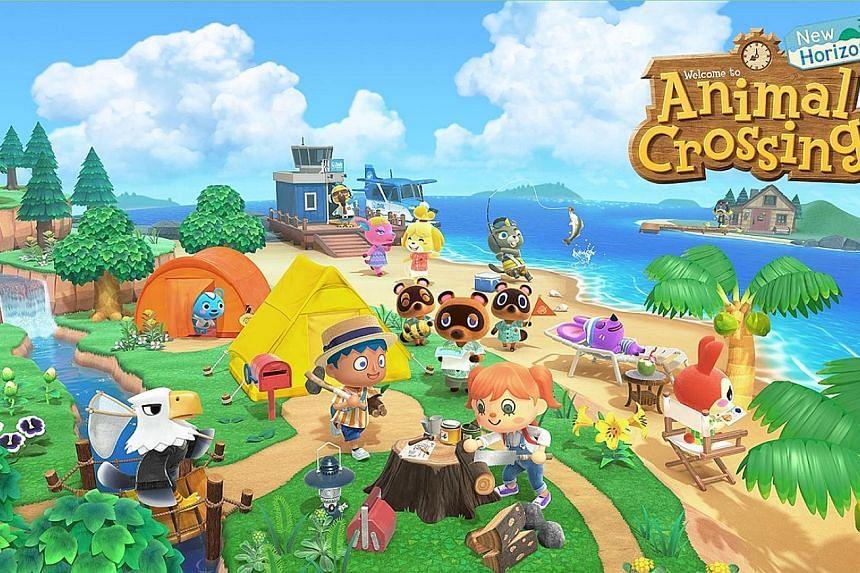 Play: Animal Crossing: New Horizons