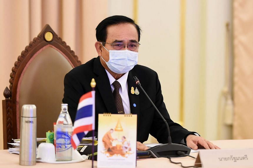 Thai Prime Minister Prayut Chan-o-cha had said that he would write an open letter to Thailand's rich appealing for Covid-19 aid.