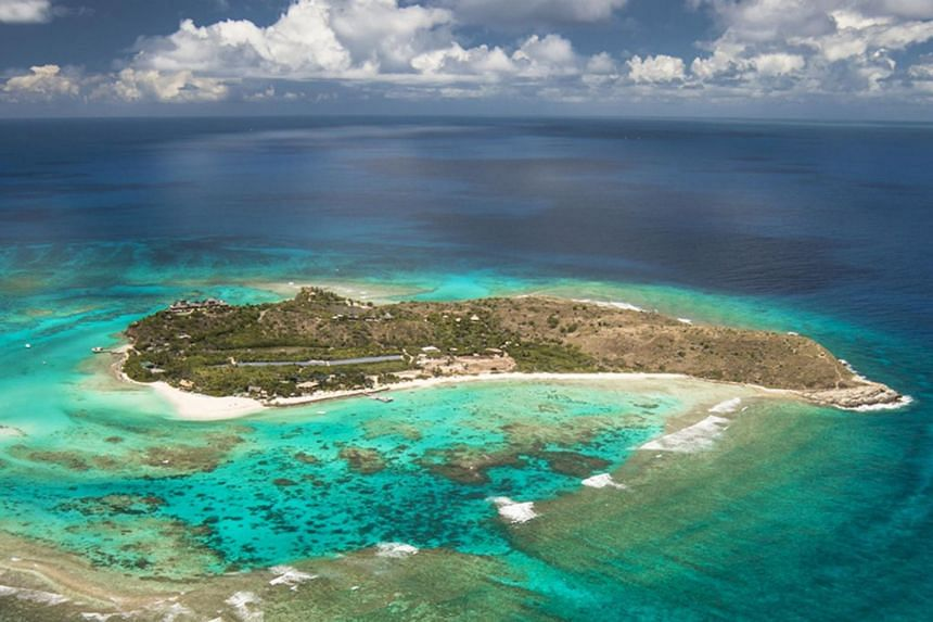 Necker Island is portrayed as nothing more than a tax haven by some UK politicians and newspapers.