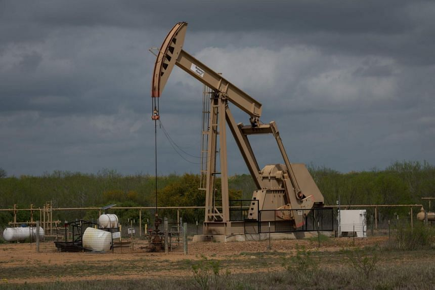 Demand for oil is collapsing and the world is running out of places to put all the oil the industry keeps pumping out.