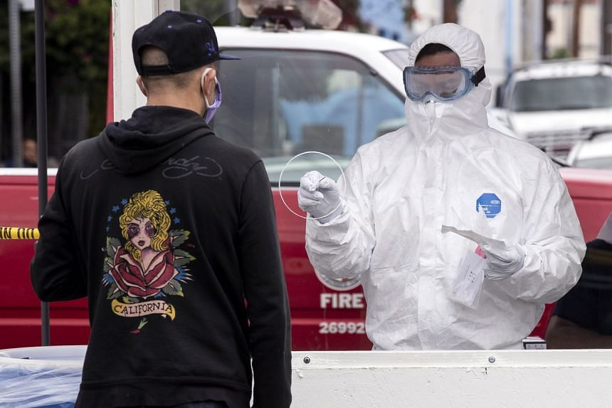 Study says coronavirus infections much higher   Claremont Courier than official total