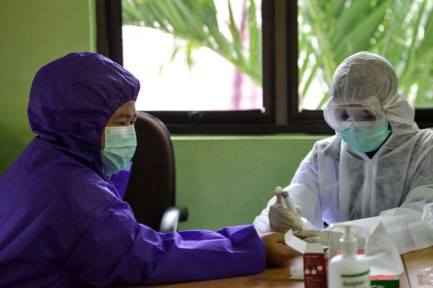 Indonesia has recorded 6,760 confirmed Covid-19 cases as of April 20, 2020.