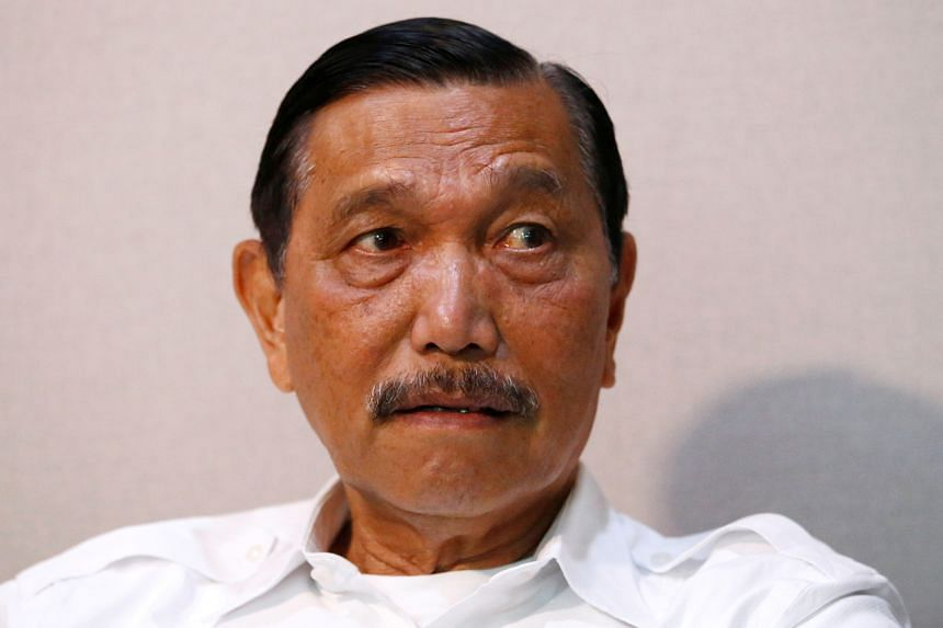 Minister Luhut Pandjaitan is one of the few retired generals to have succeeded in building up a business empire.