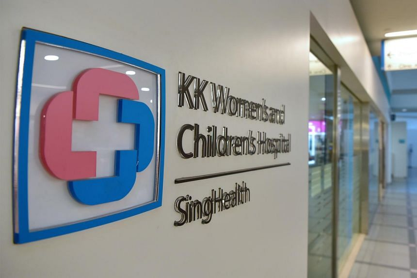The girl has been warded in KK Women's and Children's Hospital after testing positive since March 24.