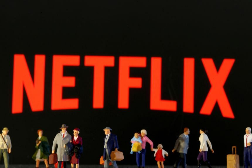 Netflix gained 15.8 million paying customers from January through March, bringing its global total to 182.9 million.