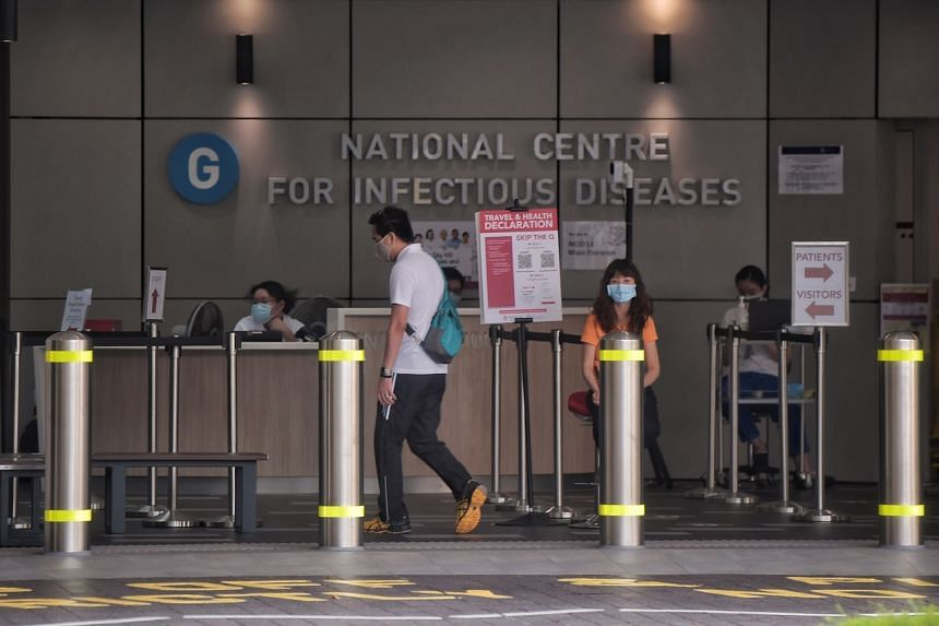 Most foreign domestic workers were infected by their employers, said the Ministry of Health.