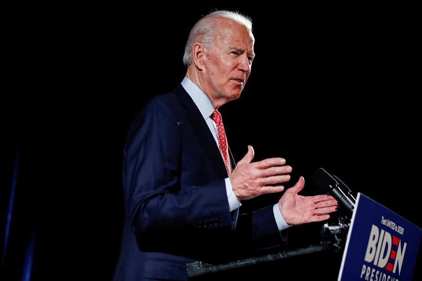 Biden: Trump Will Try to Delay Election