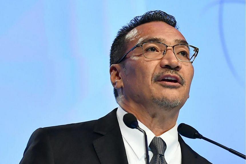 Datuk Seri Hishammuddin said any disputes should be resolved through peaceful means.