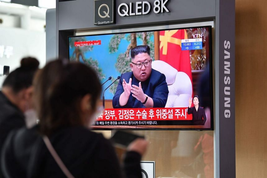 NKorea silence on Kim's health raises succession speculation