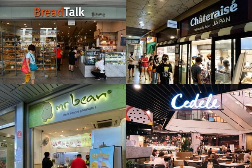 Some food and beverage brands will have fewer outlets open while others have adjusted operating hours.
