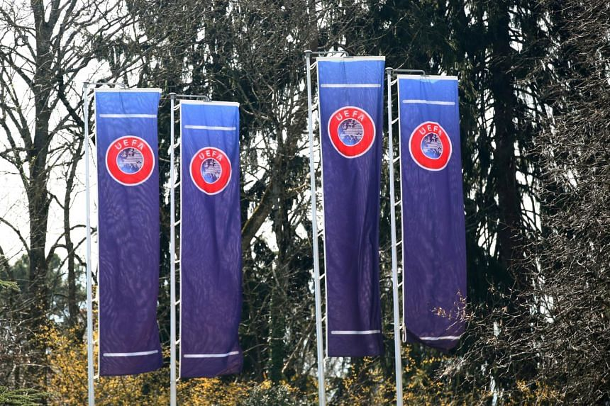 """Uefa is now willing to consider """"legitimate reasons"""" to terminate leagues."""