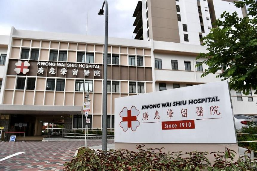 An 86-year-old female resident of Kwong Wai Shiu Hospital was confirmed to have the infection on April 21, 2020.