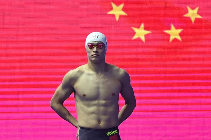 Sun Yang said he would appeal to the Swiss Federal Tribunal against the CAS decision.