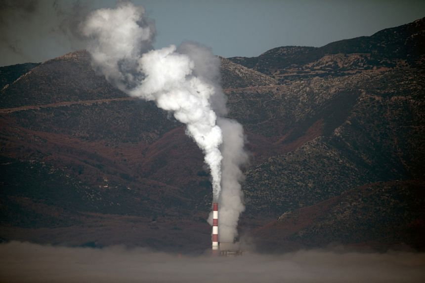 Coal power technology is a major source of global warming.