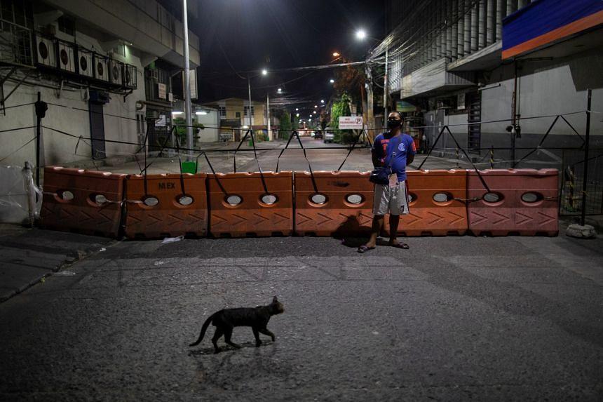 Philippine President Rodrigo Duterte has extended a strict lockdown in Manila until May 15, 2020.