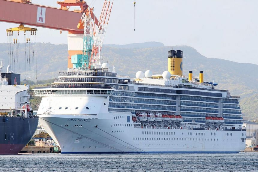 The number of confirmed Covid-19 infections on the Costa Atlantica had climbed to 91 from 48, as of April 23, 2020.
