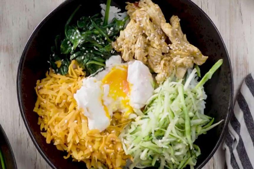 Nando's Rice Bowl.