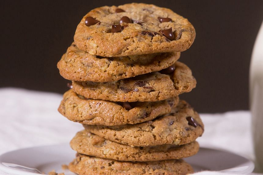 Doubletree By Hilton Cookies.