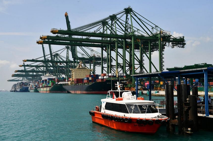 Maritime and Port Authority of Singapore chief executive Quah Ley Hoon said the industry is facing new challenges in this unprecedented period, making the joint declaration all the more important.