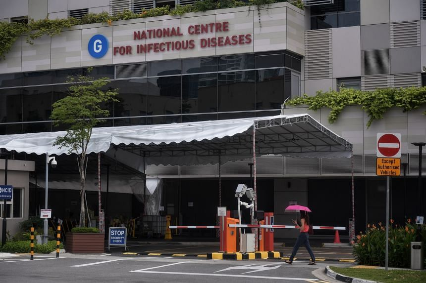 Two Singaporean men, aged 82 and 81, died from complications due to Covid-19 infection on April 27, 2020.