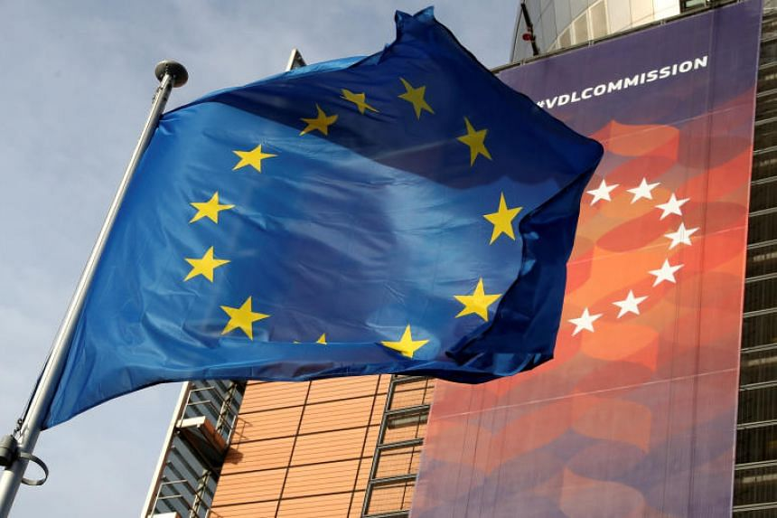 The European Union delayed publication of a regular report on disinformation trends and toned down the final version.