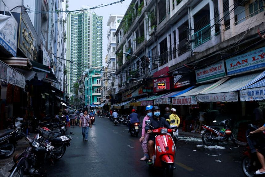 Vietnam is easing lockdown rules in most of the country, allowing some businesses to reopen.