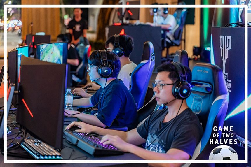 Singtel in 2018 created PVP Esports, a multi-game and multi-country e-gaming platform.