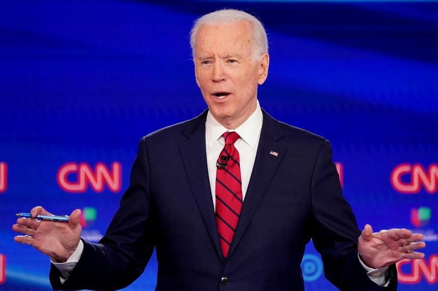 Hillary Clinton endorses Joe Biden's quest for the presidency